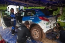 2013 Rally of Queensland testing