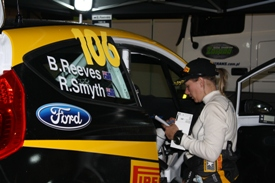 Brendan Reeves Supporter Club Tour to Rally Finland