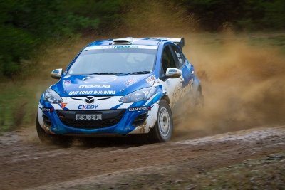 Brendan Reeves, Scouts Rally SA