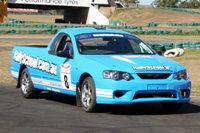 Brendan Reeves, Ford Falcon ute