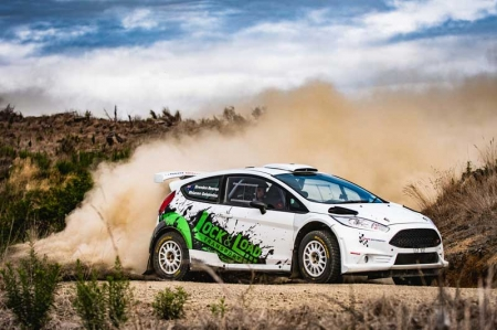 2019 Rally of Otago test