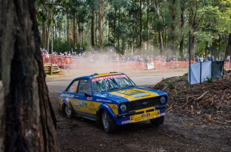 2019 Valley Stages rally